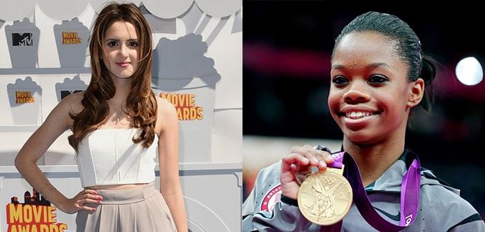 Gabby Douglas & Laura Marano Sign On As Judges For Miss America Pageant