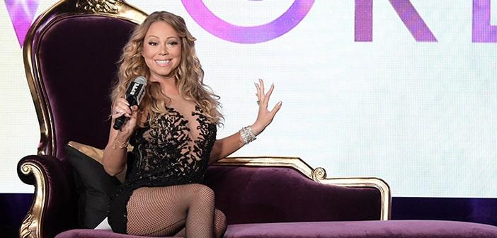 "Mariah Carey Debuts New Teaser For Lifestyle Sitcom ""Mariah's World"""