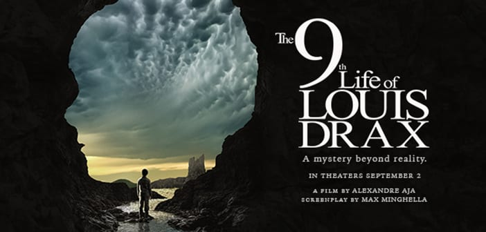 CLOSED– THE 9TH LIFE OF LOUIS DRAX - RoE Giveaways 3