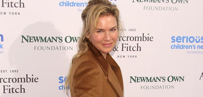 Renee Zellweger Gets Candid About Hollywood's Marginalizing Of Aged Actresses