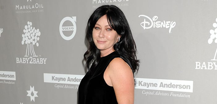 "Actress Shannen Doherty Gives Shares Prognosis  Concerning Her Battle With Cancer ""I'll be dead in five years:"