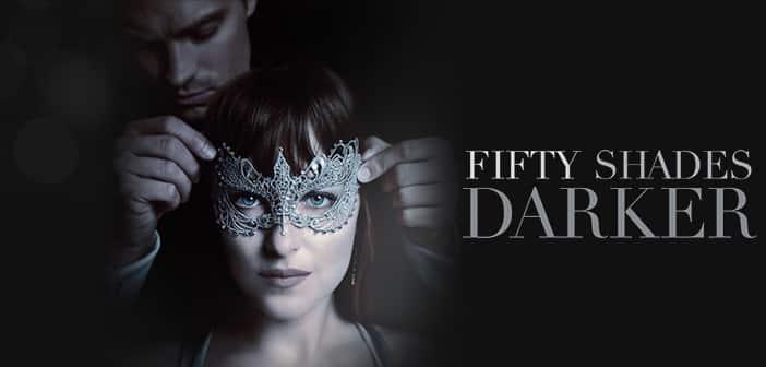 FIFTY SHADES DARKER - First Look! 2