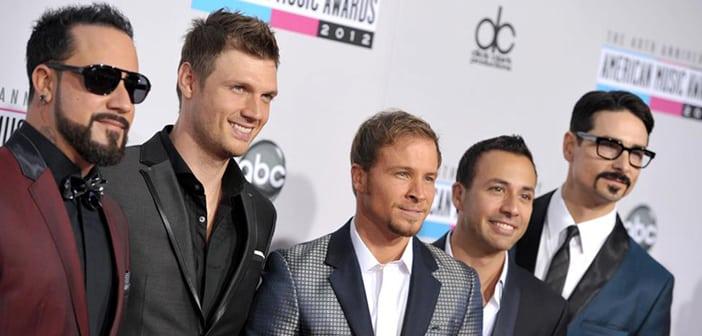 The Backstreet Boys Will Be Taking Up Las Vegas Residency Next Year