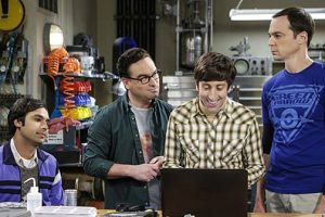 """The Main Cast For """"Big Bang Theory"""" Have Taken All Four Top Spots For Highest Paid Tv Actors"""