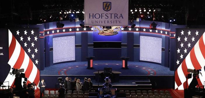 Watch The 2016 Presidential Debate Online