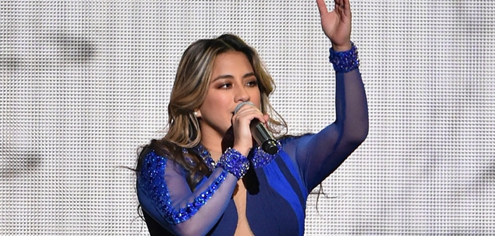 Fifth Harmony's Ally Brooke Rushed And Forced To Ground By Zealous Fan - Again!