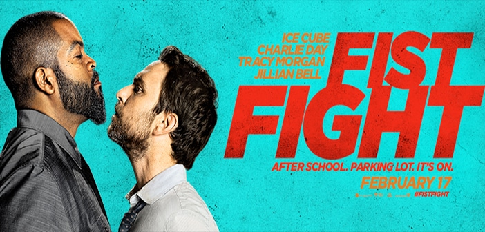 FIST FIGHT Trailer Release - Starring Ice Cube and Charlie Day