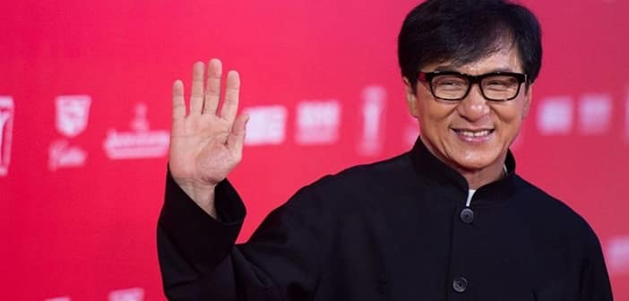 Jackie Chan Will Be Receiving His The Lifetime Achievement Award At the Oscars This Year