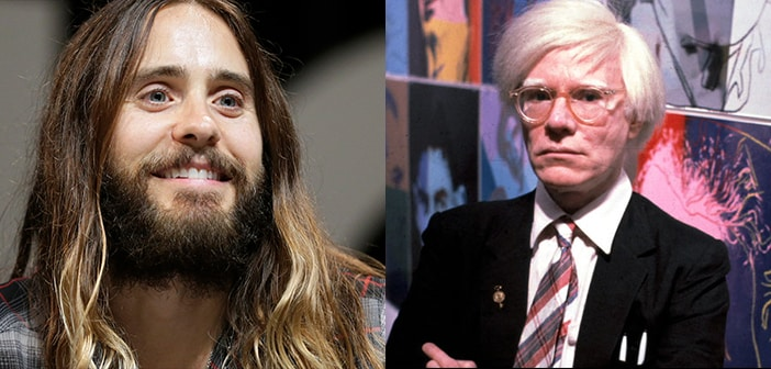 Jared Leto Will Be Playing American Artist Andy Warhol In New Documentary Feature