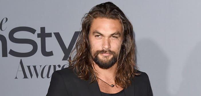 Jason Momoa's First Movie Project Come 2017 Will Be Starring In Reboot  For 'The Crow' Reboot
