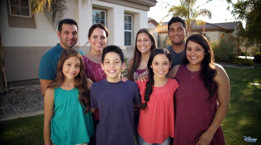 Jenna Ortega introduces her family in special Hispanic Heritage Month spot