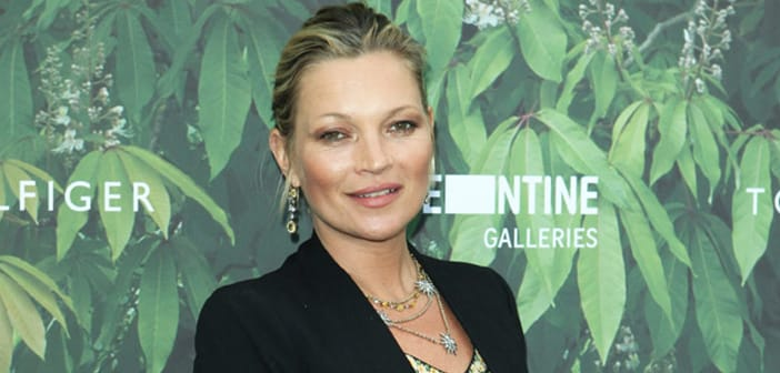Kate Moss Starts Off Her Very Own Talent Agency