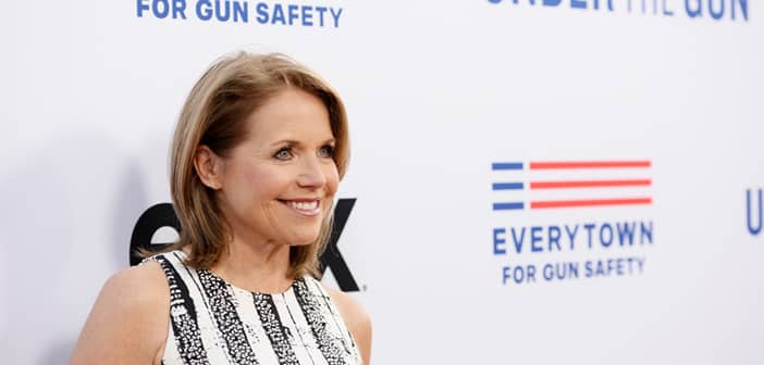 Gun Rights Group Sues Katie Couric for $12M For Falsifying Interview