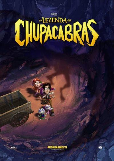 NEW TRAILER - La Leyenda del Chupacabras 1