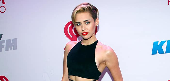 Miley Cyrus Goes On Strike From Red Carpet Appearances While 'People Are Starving'