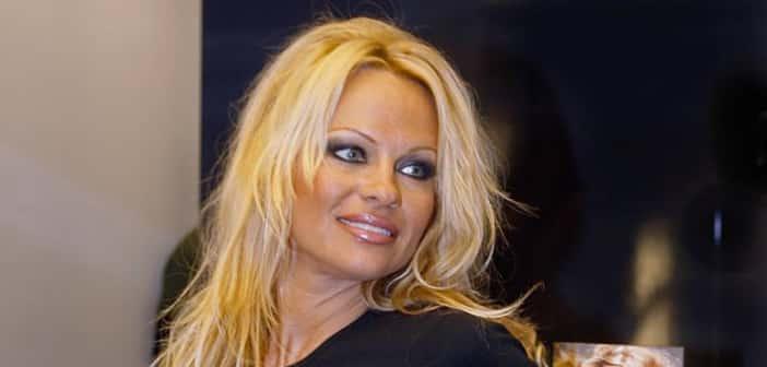 Pamela Anderson Teams With Rabbi To Denounce Pornography
