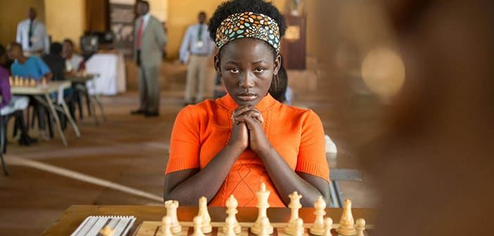 CLOSED--Queen of Katwe - Chess Set/Book/Journal Giveaway 1