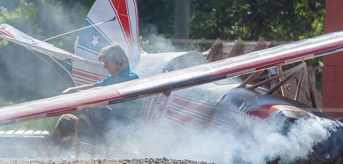 'American Made' Movie Producers Hit With Wrongful Death Lawsuit After Plane Crash Takes Two Lives