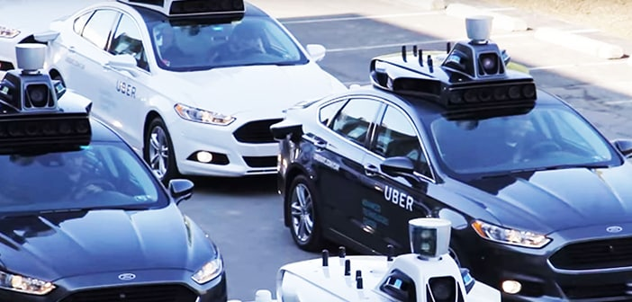 Uber Officially Launches Self-Driving Taxi Service