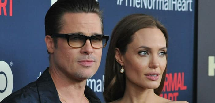 Angelina Jolie & Brad Pitt Have Signed And Turned In Divorce Divorce Papers