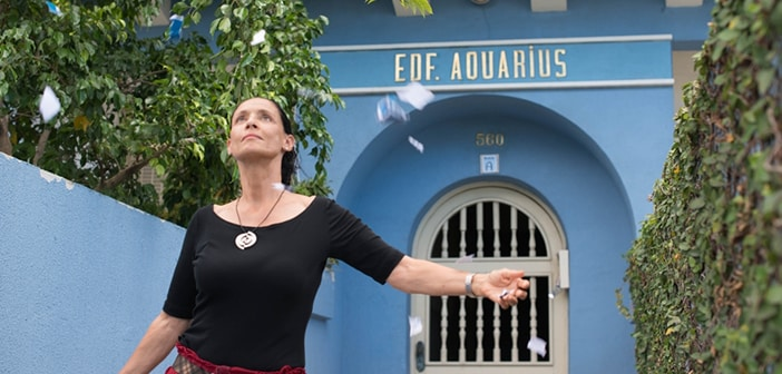 Critically acclaimed film AQUARIUS starring Sonia Braga will open in NY & LA starting October 14th 3