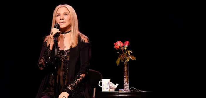 Barbra Streisand's 'Encore' Album Earns Her 11th No. 1 Album