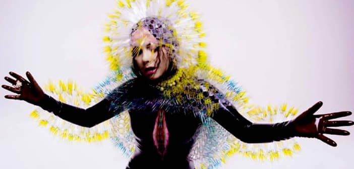 London Has Opened A New VR Exhibit Highlighting Icelandic Singer Björk