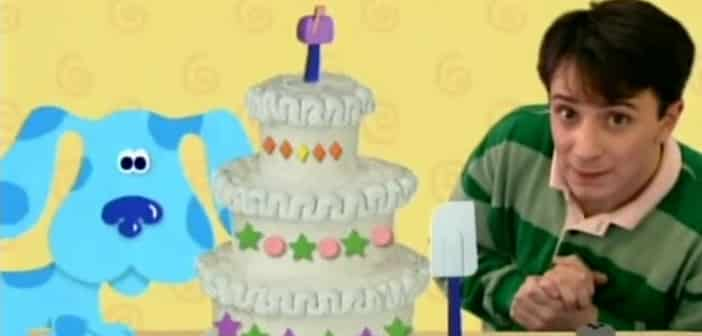 Happy 20th Birthday Blues Clues! But what Ever Happened To Steve?