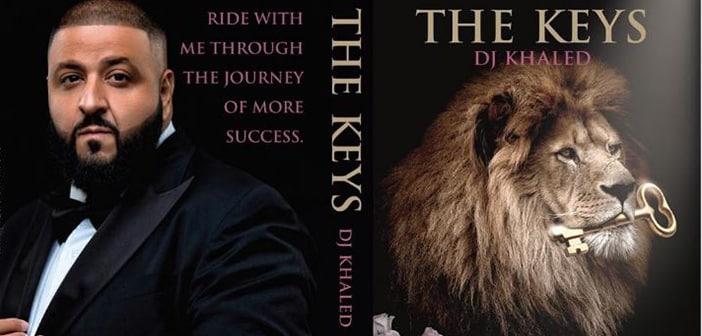 "Dj Khaled Readies New Book ""The Keys"" For November Debut 2"