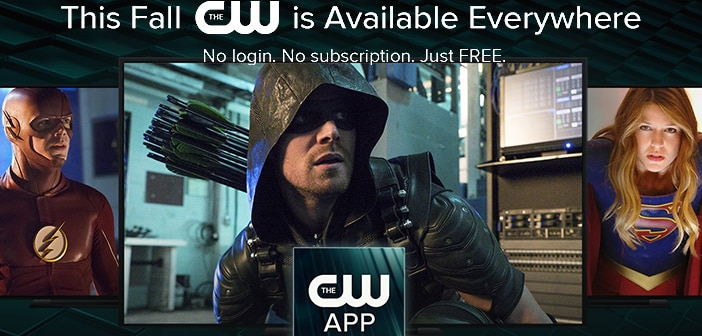 The CW To Soon Begin Completely Free Streaming Via Their App On Any Smart Device