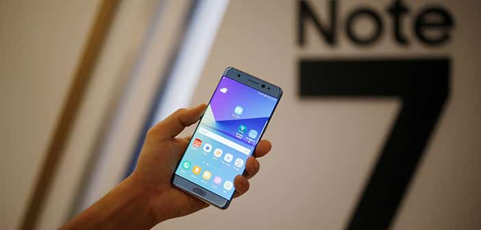 """Samsung's supposed """"Kill Signal For All Unreturned Galaxy Note 7's"""" Is News To Them"""