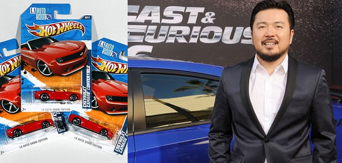 "Movie Studio Legendary Films Has Signed On Producer Justin Lin To Create 'Hot Wheels"" Movie"