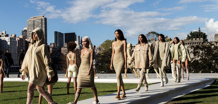 Yeezy Season 4 Models Have A Horrible Time After Being Made To Stand For Hours Outside