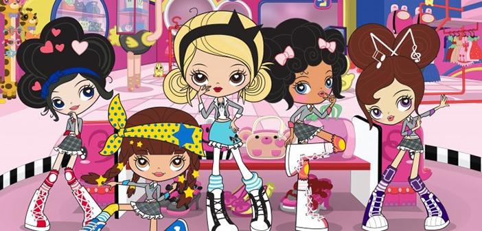 Gwen Stefani Creating Animated Series 'Kuu Kuu Harajuku' For Nickelodeon