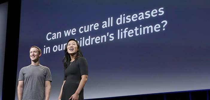 Mark Zuckerberg And Wife Priscilla Chan Are Investing $3B To Fight And End Disease