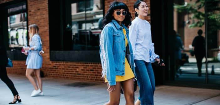 Street style at New York Fashion Week Spring/Summer 2017 25