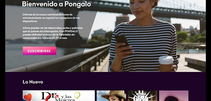 PONGALO  Announces Official Launch For The Brand New Latino Streaming Service! 2