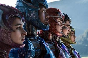 Lionsgate To Host A New York Comic Con Panel Featuring The Cast Of Saban's Power Rangers Saturday, Oct. 8 7