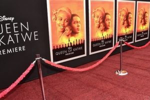 "PHOTOS from the LA Premiere of ""QUEEN OF KATWE"" 18"