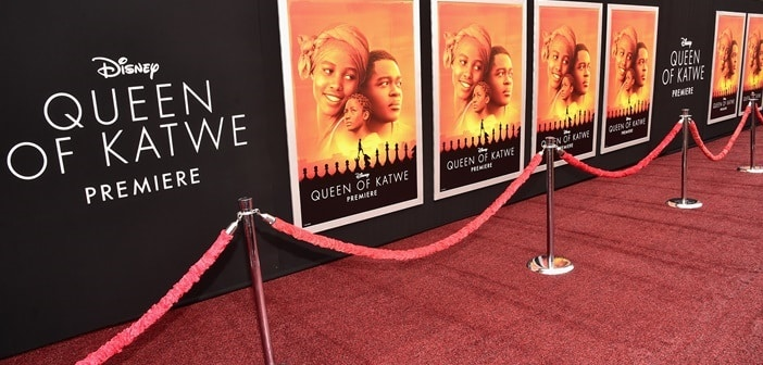 """PHOTOS from the LA Premiere of """"QUEEN OF KATWE"""" 18"""