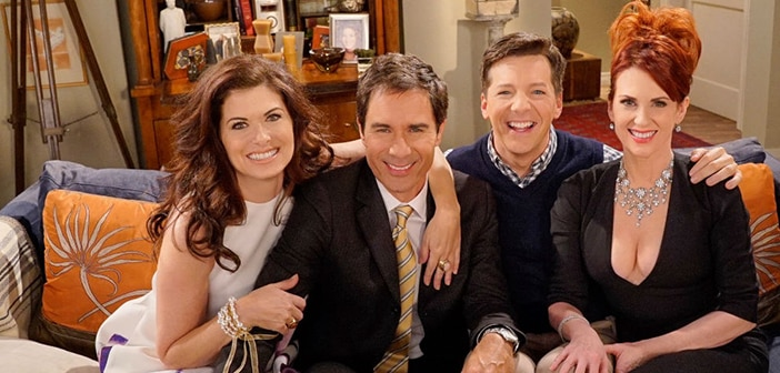 The 'Will & Grace' Cast Have A Special Reunion  On Their Concerns With Trump Vs Clinton