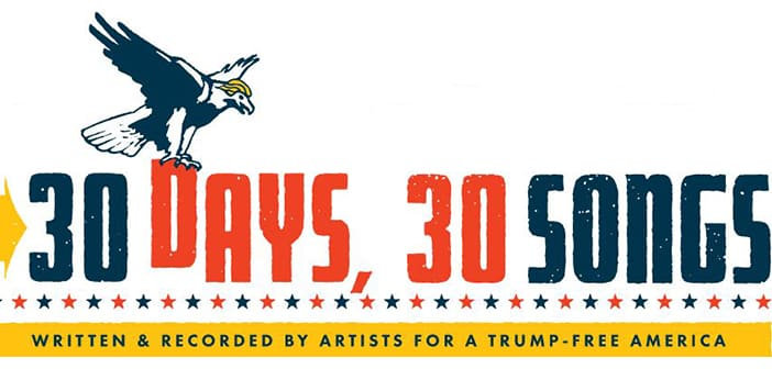 Death Cab for Cutie & R.E.M. Begin Anti-Trump Collab Project '30 Days, 30 Songs'