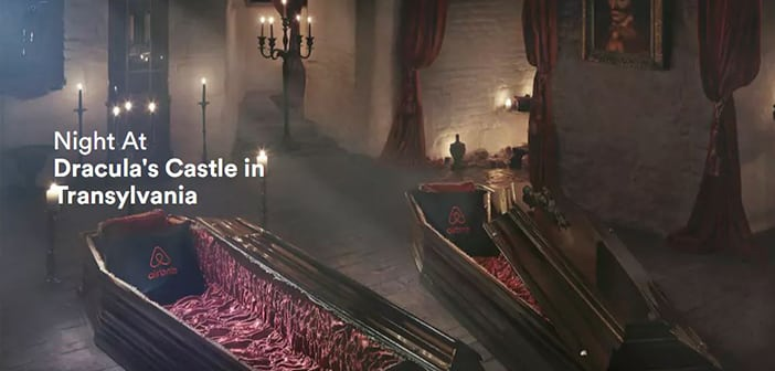 Win A Trip For Two To Spend Halloween Night In Dracula's Castle