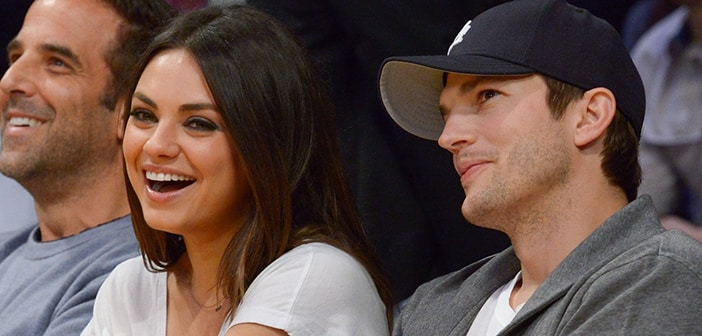 Mila Kunis And Ashton Kutcher Will Be Having A Baby Boy!!