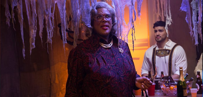 Tyler Perry's 'Boo! A Madea Halloween' Boots Tom Cruise's Jack Reacher Out Of First Place In It's Opening Weekend