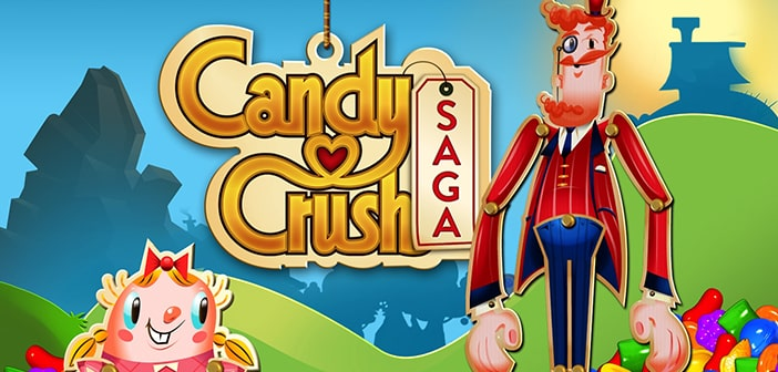 "The Popular Game App ""Candy Crush"" To Receive Live Action TV Series On CBS"