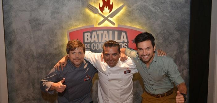 The Network Premieres BATALLA DE COCINEROS, An Original Series That Puts Latin American Amateur Chefs To The Test