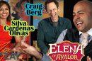 Craig Gerber & Silvia Cardenas Olivas Interview - Elena of Avalor - ZayZay.Com