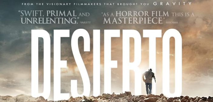 DESIERTO - Images from the Los Angeles Special Screening 1