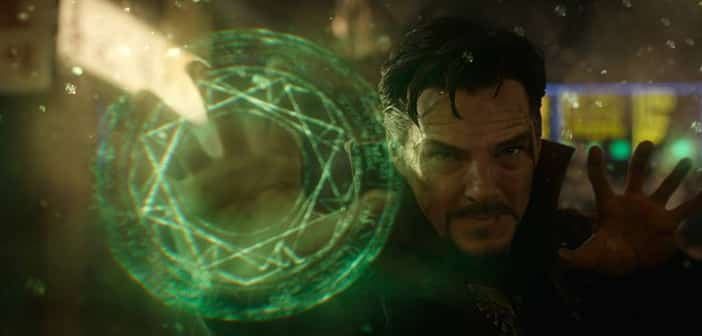 """Marvel Studios Global Fans An Amazing Sneak Peek At Select Footage From The World's Newest Super Hero—""""Doctor Strange"""""""